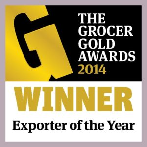Grocer Gold Award 2014 Exporter of the Year