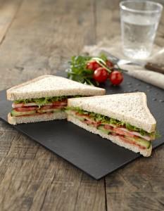 Kara Half & Half sandwich (2)