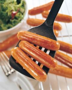 Central Foods G-F Pork Sausages