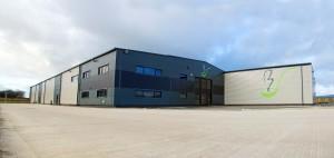 Birchall Foodservice New facility