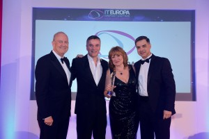 Vecta IT Europa Gallery Official Presentation - SaaS Solution of the Year