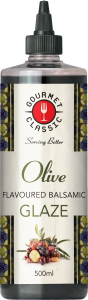Gourmet Classic Olive_Flavoured Balsamic_Mockup