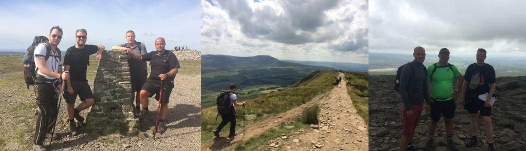 Yearsley Group 3 Peaks Challenge
