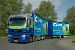 Chep Lorry