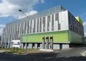 Wagner PRONIX_IT4I_NSC building