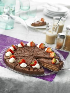 Almondy Cadbury_FS_whole_cake_taking_piece
