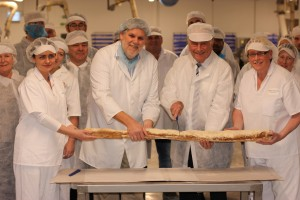 Speciality Breads new factory opening