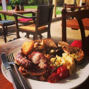 Aviko The Gloucester Old Spot breakfast
