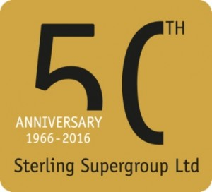 Sterling 50th Anniversary