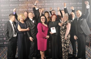 Birchall Foods Red Rose Employer of the Year