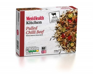 Kerry Foods MENS HEALTH CHILLI BEEF