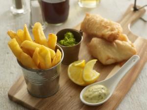 Aviko Gluten Free Fish and Chips main