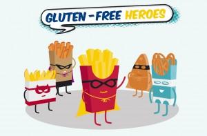 Aviko Gluten Free Heroes