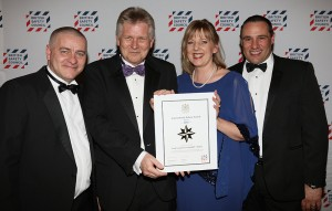 Total Foodservice health and saefty award