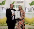 Central Foods Brian McQuaid Dohertys Gold Certificate FFrom Awards Ireland 2016