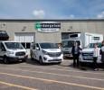 The new Enterprise Flex-e-rent branch at the 20 20 estate in Aylesford, Kent. Picture Matt Richardson 07973 52346