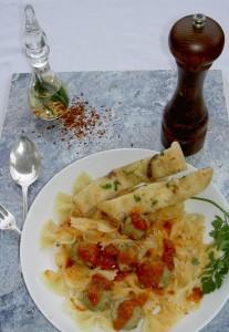 Snowbird Sicilian Meatballs Short Pasta