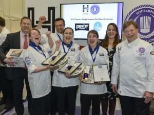 Country Range Student Chef Challenge 2015-16 winners