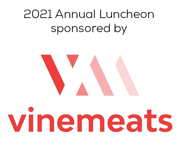 Vine Meat Sponsor the Frozen Food Annual Luncheon