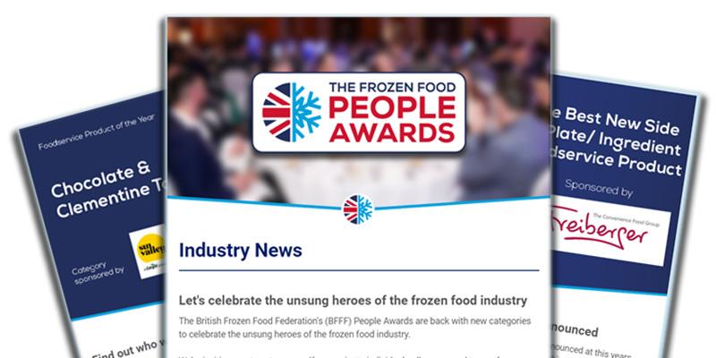 The Frozen Food Weekly Update