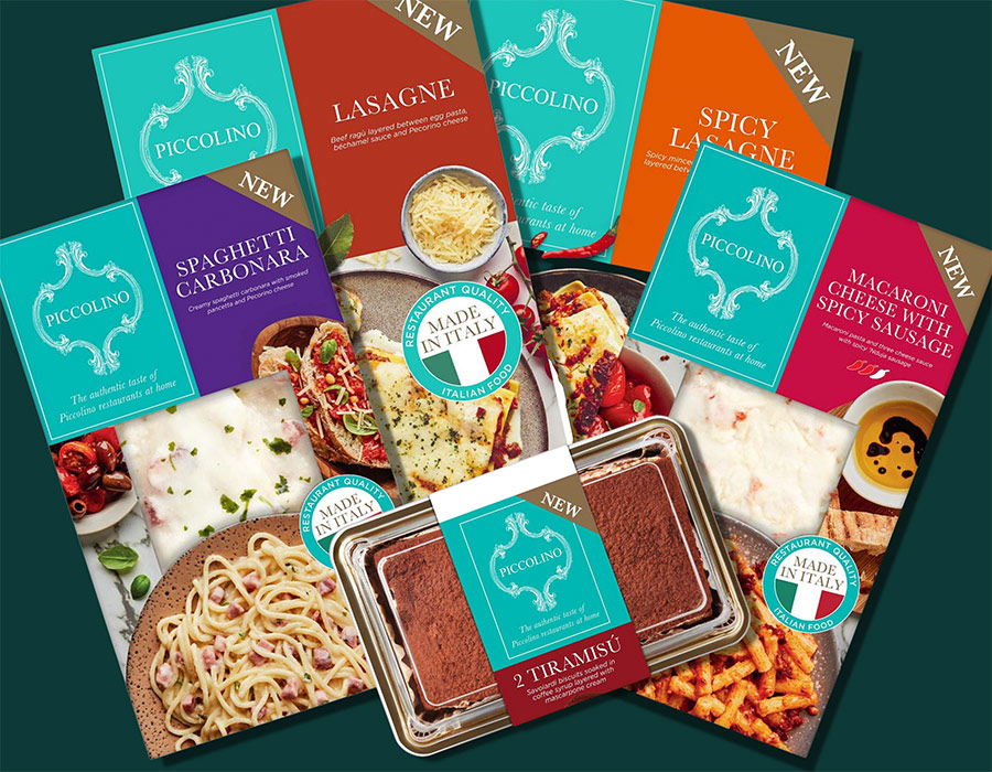 ICELAND BRINGS ROME HOME WITH NEW EXCLUSIVE PICCOLINO RANGE