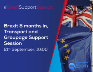 Brexit Support Session Transport and groupage session