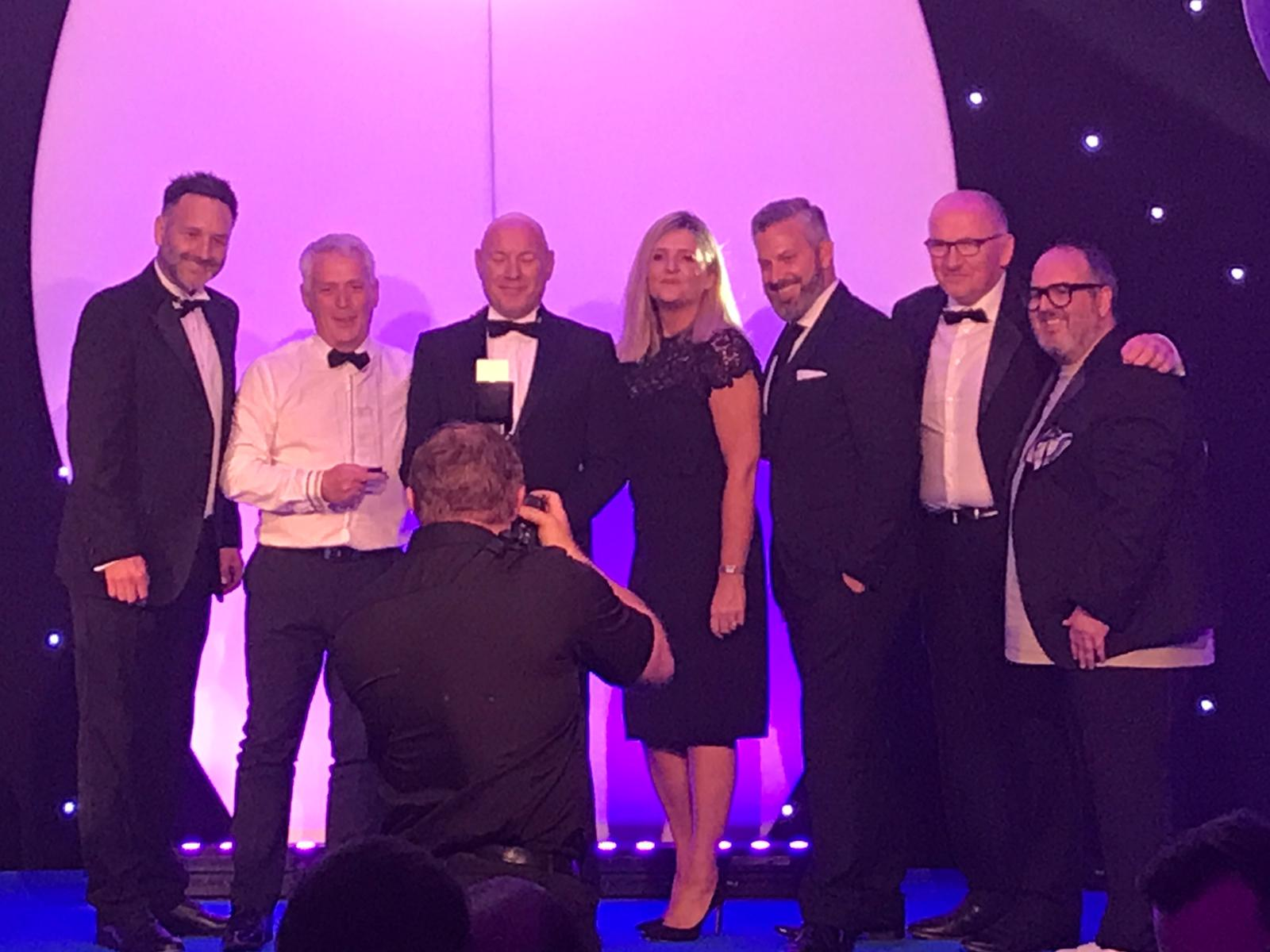 STAR REFRIGERATION WINS PARTNERSHIP AWARD WITH ASDA AND CITY FM AND IS NAMED REFRIGERATION CONTRACTOR OF THE YEAR AT THE TCS&D AWARDS 2021